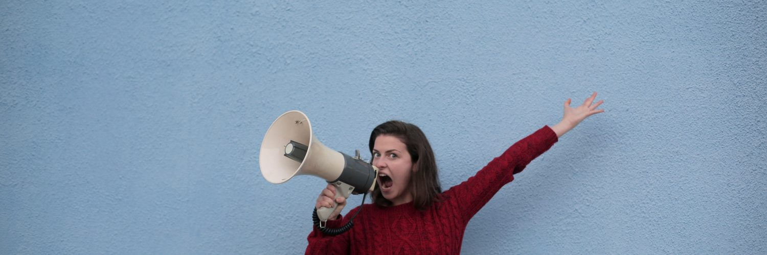 Importance of voice modulation in public speaking